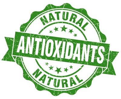antioxidant badge