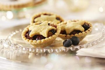 Blueberry Mincemeat