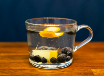 Blue Vitamin C Tea